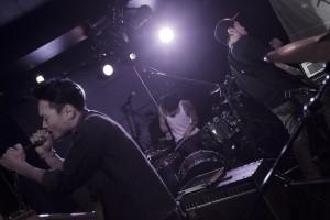 粋響~sui-kyo~vol.1 SARATOGA~release party~ 2014.01.19 at 新代田FEVER