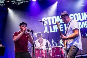 STONE FOUNDATION @ FUJI ROCK FESTIVAL '15