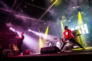 ASH @ FUJI ROCK FESTIVAL '15