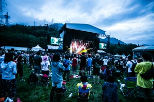 MOTÖRHEAD @ FUJI ROCK FESTIVAL '15