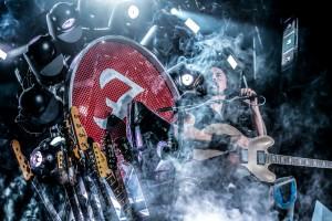 FOO FIGHTERS @ FUJI ROCK FESTIVAL '15