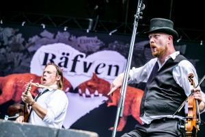 Räfven @ FUJI ROCK FESTIVAL '15