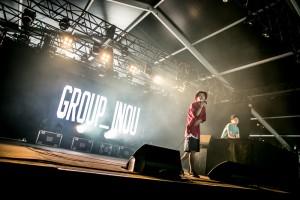 group_inou @ FUJI ROCK FESTIVAL '15