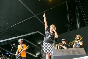 KEMURI @ FUJI ROCK FESTIVAL '15