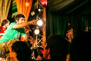 TXARANGO @ FUJI ROCK FESTIVAL '15