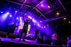 HAPPY MONDAYS @ FUJI ROCK FESTIVAL '15
