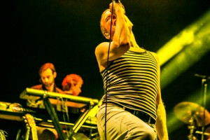 BELLE AND SEBASTIAN @ FUJI ROCK FESTIVAL '15