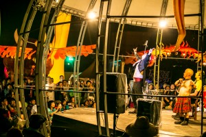 THE CIRCUS OF HORRORS @ FUJI ROCK FESTIVAL '15