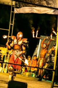 THE CIRCUS OF HORRORS @ FUJI ROCK FESTIVAL '15