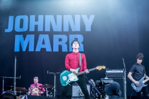 JOHNNY MARR @ FUJI ROCK FESTIVAL '15