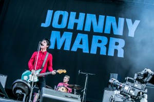 JOHNNY MARR @ FUJI ROCK FESTIVAL '15