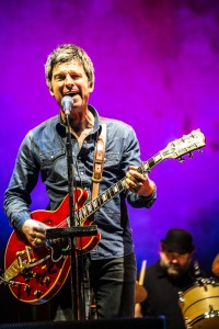 NOEL GALLAGHER'S HIGH FLYING BIRDS @ FUJI ROCK FESTIVAL '15