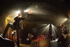ザ・チャレンジ - ROCK 'N' ROLL CIRCUS VOL.2 @ TSUTAYA O-EAST(2015.11.23) – PHOTO REPORT