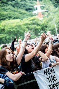 BIFFY CLYRO @ FUJI ROCK FESTIVAL '16 – PHOTO REPORT