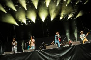 EGO-WRAPPIN' @ FUJI ROCK FESTIVAL '16 – PHOTO REPORT