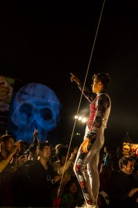 LOS ICARIOS FLYING CIRCUS by Martinez Brothers @ FUJI ROCK FESTIVAL '16 – PHOTO REPORT