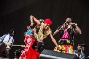 MARK ERNESTUS' NDAGGA RHYTHM FORCE @ FUJI ROCK FESTIVAL '16 – PHOTO REPORT