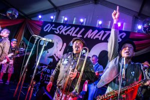 Oi-SKALL MATES @ FUJI ROCK FESTIVAL '16 – PHOTO REPORT