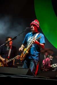 BEN HARPER & THE INNOCENT CRIMINALS @ FUJI ROCK FESTIVAL '16 – PHOTO REPORT