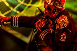"""LEE """"SCRATCH"""" PERRY @ FUJI ROCK FESTIVAL '16 – PHOTO REPORT"""