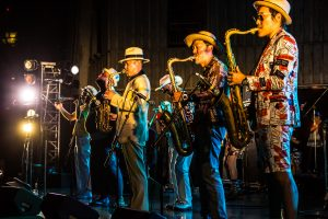 THE SKA FLAMES @ Skaville Japan '16 – PHOTO REPORT