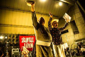 THE SKA FLAMES @ Skaville Japan '16 – PHOTO REPORT