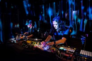 "CD HATA × KOYAS × idealsolution ""Synthesizer Gnosticism"" Release Party"