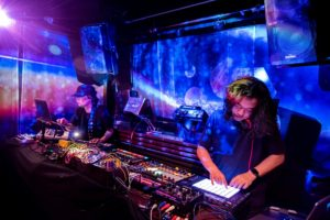 """CD HATA × KOYAS × idealsolution """"Synthesizer Gnosticism"""" Release Party"""